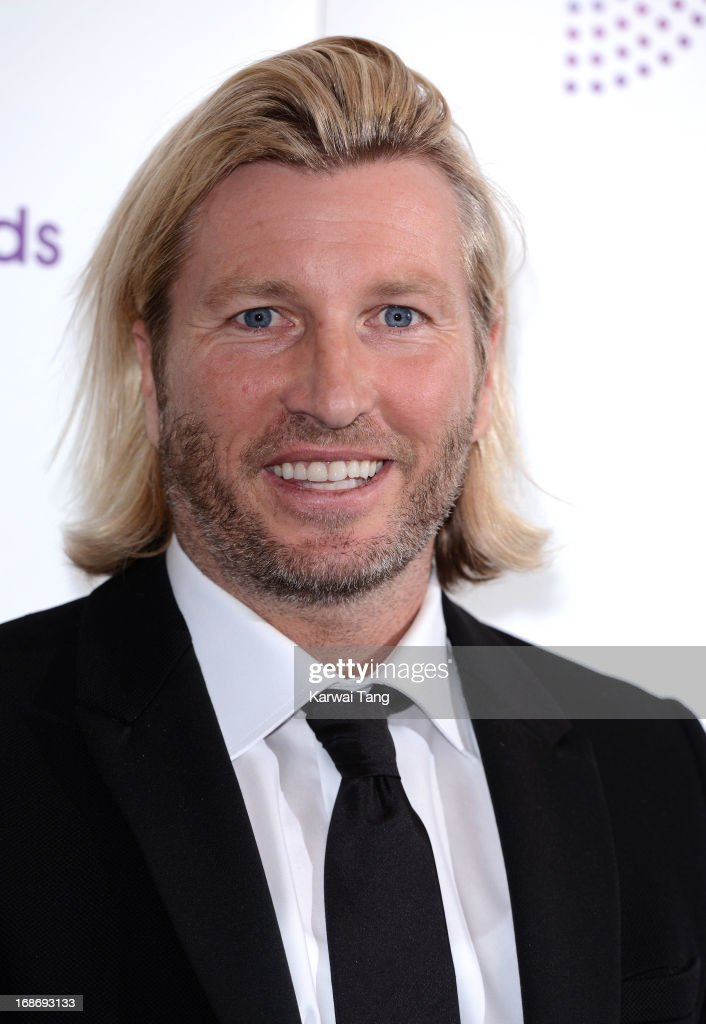 <a gi-track='captionPersonalityLinkClicked' href=/galleries/search?phrase=Robbie+Savage&family=editorial&specificpeople=169889 ng-click='$event.stopPropagation()'>Robbie Savage</a> attends the Sony Radio Academy Awards at The Grosvenor House Hotel on May 13, 2013 in London, England.