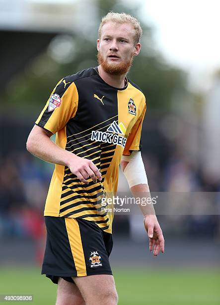 Robbie Simpson of Cambridge United in action during the Sky Bet League Two match between Cambridge United and Northampton Town at Abbey Stadium on...