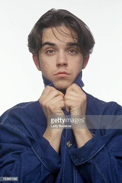 Robbie Williams of Take That