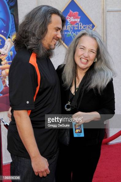 Robby Benson and wife Karla...