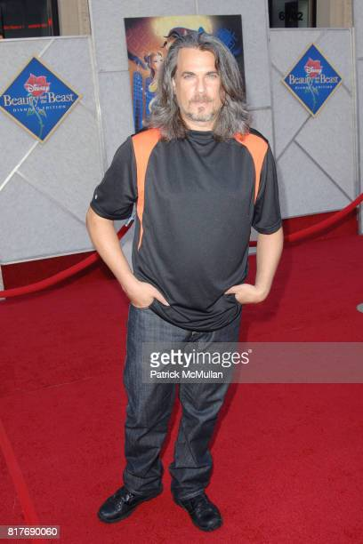 Robby Benson attends WALT DISNEY STUDIOS HOME ENTERTAINMENT HOSTS A SINGALONG PREMIERE OF BEAUTY AND THE BEAST at El Capitan Theatre on October 2...