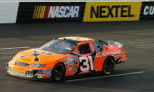 Robby Gordon competes in the NASCAR Nextel Cup Series Chevy American Revolution 400 at Richmond International Raceway May 14 2004