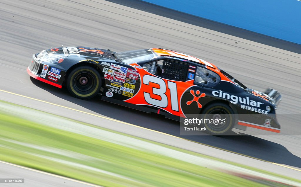 Robby Gordon during the NASCAR Winston Cup Series Checker Auto Parts 500 at Phoenix International Raceway in Phoenix Arizona