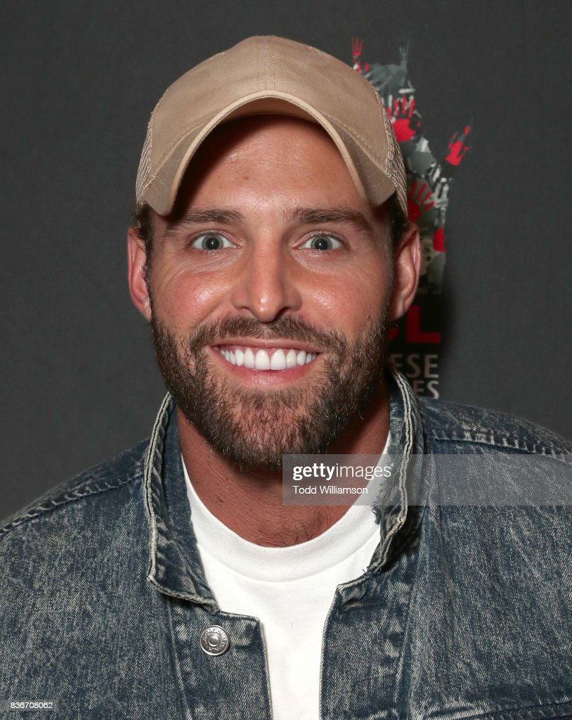 Robby Hayes attends a 'Bachelor In Paradise' Viewing Party on August 21, 2017 in Los Angeles, California.