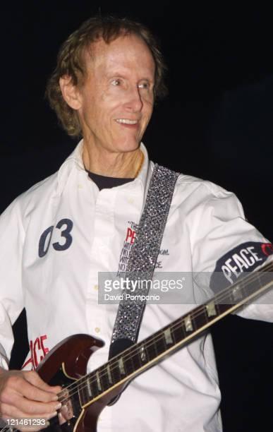 Robby Krieger of The Doors of the 21st Century during The Doors of the 21st Century in Concert May 5 2004 at Roseland Ballroom in New York City New...