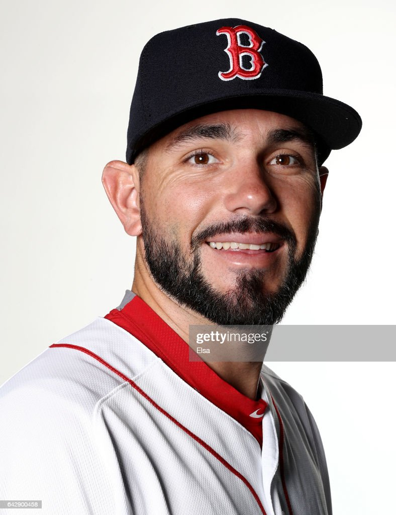 Robby Scott #63 of the Boston Red Sox poses for a portrait during the Boston Red Sox photo day on February 19, 2017 at JetBlue Park in Ft. Myers, Florida.