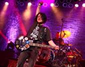 Robby Takac of Goo Goo Dolls performs at Austin Music Hall on June 9 2010 in Austin Texas