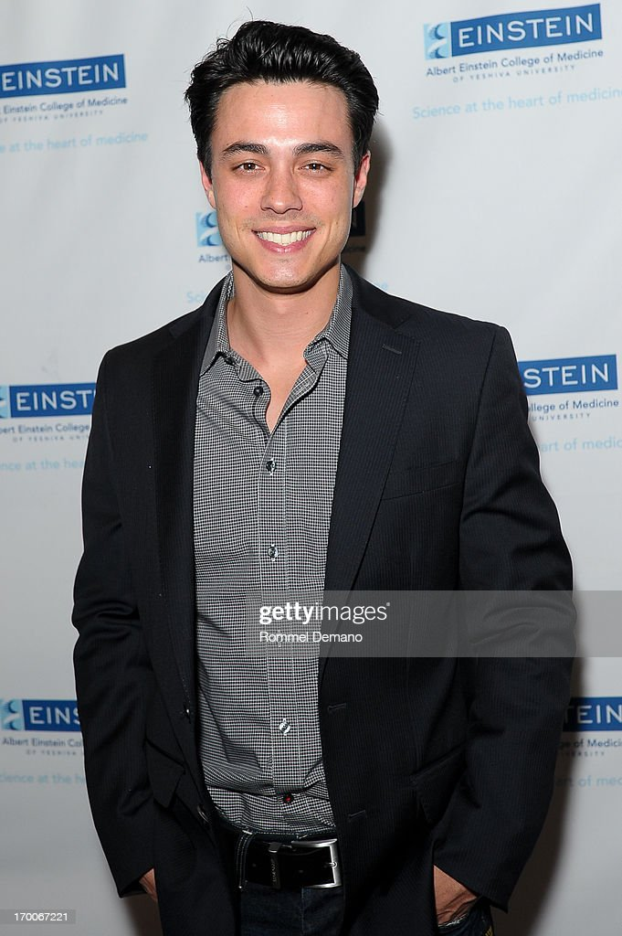 Robe Gorrie attends the Einstein Emerging Leaders 2nd Annual Gala at Dream Downtown on June 6, 2013 in New York City.