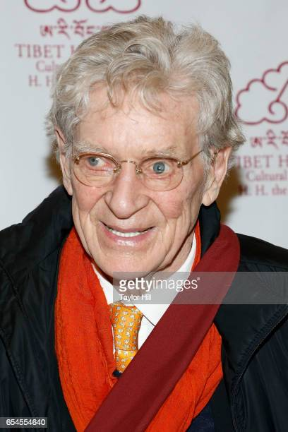Robert AF Thurman attends the Tibet House US 30th Anniversary Gala Celebration at Gotham Hall on March 16 2017 in New York City