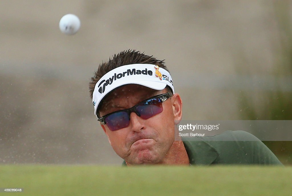 2014 Australian Masters - Day 1