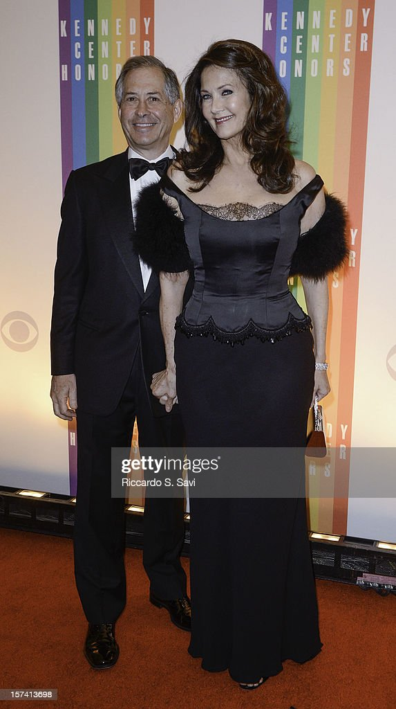 Robert Altman and <a gi-track='captionPersonalityLinkClicked' href=/galleries/search?phrase=Lynda+Carter&family=editorial&specificpeople=215112 ng-click='$event.stopPropagation()'>Lynda Carter</a> attend the 35th Kennedy Center Honors at the Kennedy Center Hall of States on December 2, 2012 in Washington, DC.
