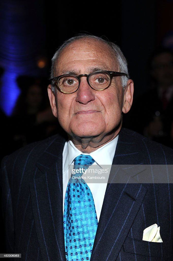 Robert A.M. Stern attends The AD100 Gala Hosted By Architectural Digest Editor In Chief Margaret Russell at The Four Seasons Restaurant on November 25, 2013 in New York City.