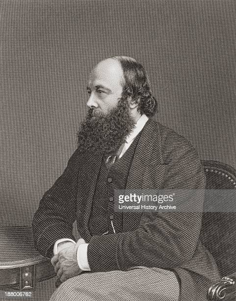 Robert Arthur Talbot GascoyneCecil 3Rd Marquess Of Salisbury 1830 To 1903 British Conservative Statesman And Thrice Prime Minister From The Age We...