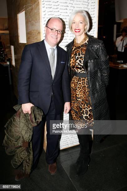 Robert Burke and Linda Fargo attend FENDI hosts launch of the John Baldessari Catalogue Raisonne by Sharon Coplan Hurowitz at FENDI on November 18...