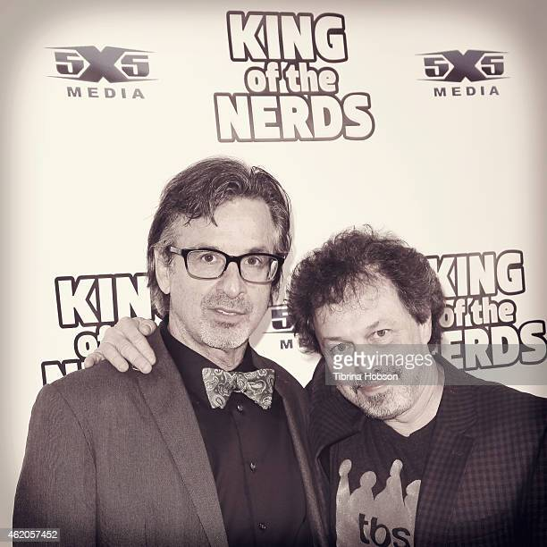 King Of The Nerds Stock Photos And Pictures Getty Images