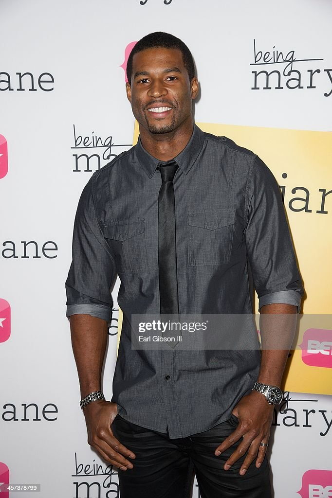 Robert Christopher Riley attends BET's New Series 'Being Mary Jane' Los Angeles Premiere on December 16, 2013 in Los Angeles, California.