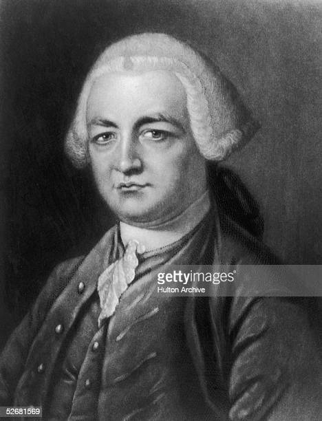 Robert Clive Baron Clive of Plassey British soldier and governor of Bengal circa 1755 Engraving from a portrait by Gainsborough