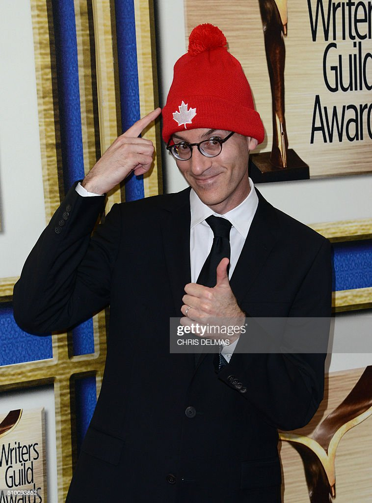 Robert Cohen arrives at the Writers Guild Awards, in Century City, California, February 13, 2016 / AFP / CHRIS DELMAS