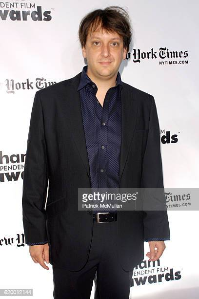 Robert D Siegel attends 18th Annual GOTHAM INDEPENDENT FILM AWARDS Red Carpet at Museum of Finance on December 2 2008 in New York City