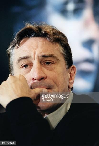 Robert De Niro *Schauspieler USA Portrait