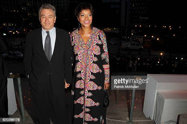 Robert De Niro and Grace Hightower attend VANITY FAIR Tribeca Film Festival Party hosted by GRAYDON CARTER ROBERT DE NIRO and RONALD PERELMAN at The...