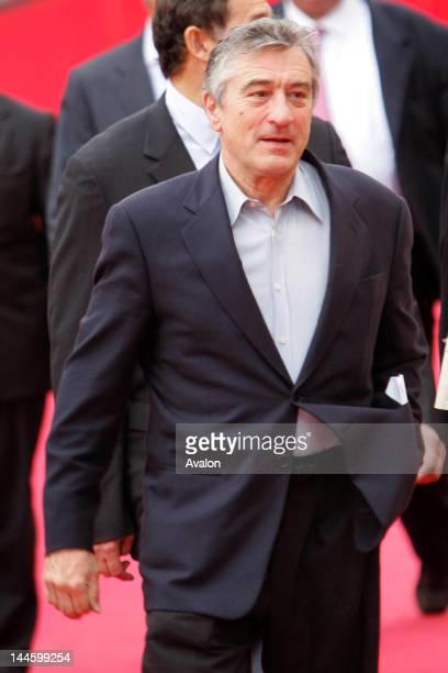 Robert De Niro at the Rome Festival 2006 Rome Italy 21st October 2006 Job 16470