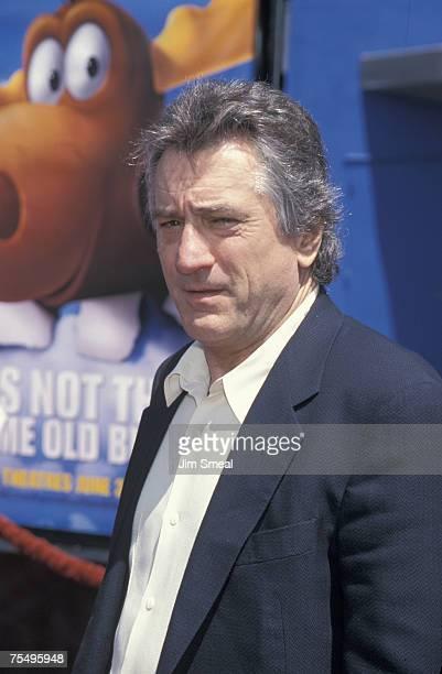 Robert De Niro at the Universal Studios Cinema in Universal City California