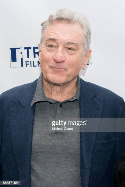 Robert De Niro attends the 20th Anniversary Screening Of 'Wag The Dog' at 92nd Street Y on December 4 2017 in New York City