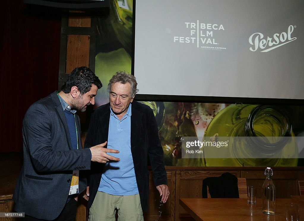 <a gi-track='captionPersonalityLinkClicked' href=/galleries/search?phrase=Robert+De+Niro&family=editorial&specificpeople=201673 ng-click='$event.stopPropagation()'>Robert De Niro</a> attends the Directors Brunch during the 2013 Tribeca Film Festival on April 23, 2013 in New York City.