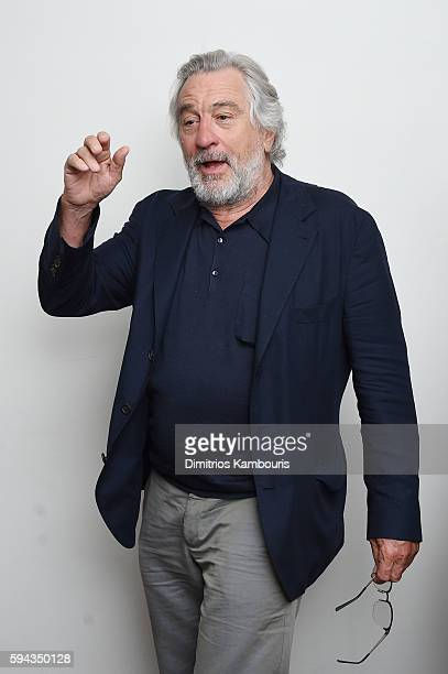 Robert De Niro attends the 'Hands Of Stone' US premiere after party at The Redbury New York on August 22 2016 in New York City