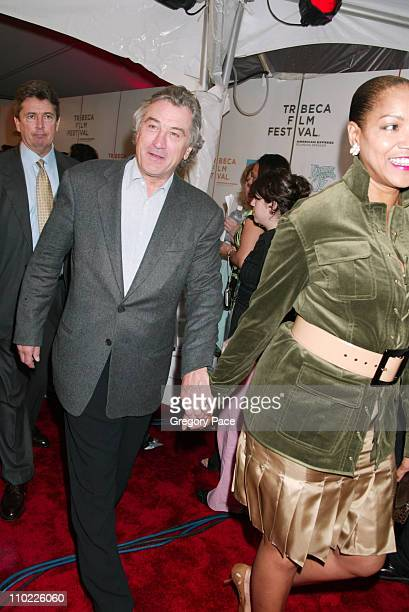 Robert De Niro during 4th Annual Tribeca Film Festival 'The Muppets' Wizard of Oz' Premiere Inside Arrivals at Tribeca Performing Arts Center in New...