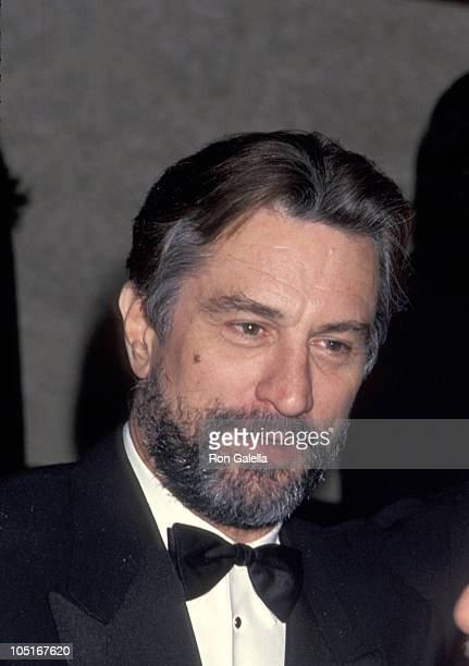 Robert De Niro during Congress of Racial Equality Honors Martin Luther King at Sheraton New York Hotel in New York City New York United States