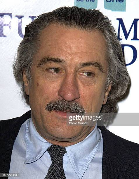 Robert De Niro during Fulfillment Fund Honors Local Students and Teachers at the 2003 'Achievement Awards' at Kodak Theatre in Hollywood California...
