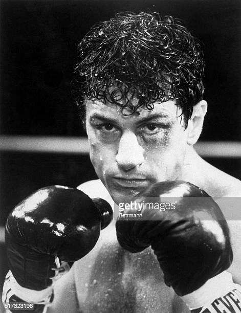 Robert De Niro portrays boxer Jake La Motta in the 1980 film Raging Bull De Niro won an Oscar for Best Actor for his role of the American boxer Jake...