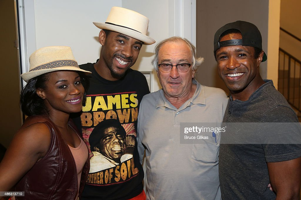 celebrities visit broadway september 2 2015 getty images. Black Bedroom Furniture Sets. Home Design Ideas