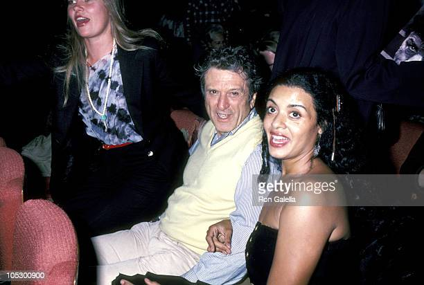 Robert De Niro Sr and Diahnne Abbott during 'Raging Bull' New York City Premiere at Sutton Theatre in New York City New York United States