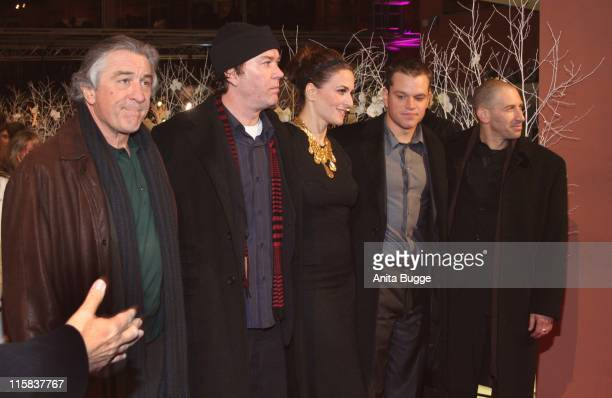 Robert de Niro Timothy Hutton Martina Gedeck Matt Damon Mark Ivanir