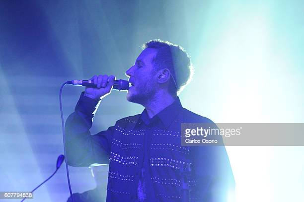 Robert Del Naja of Massive Attack performs at the Sound Academy on Friday May 7 2010