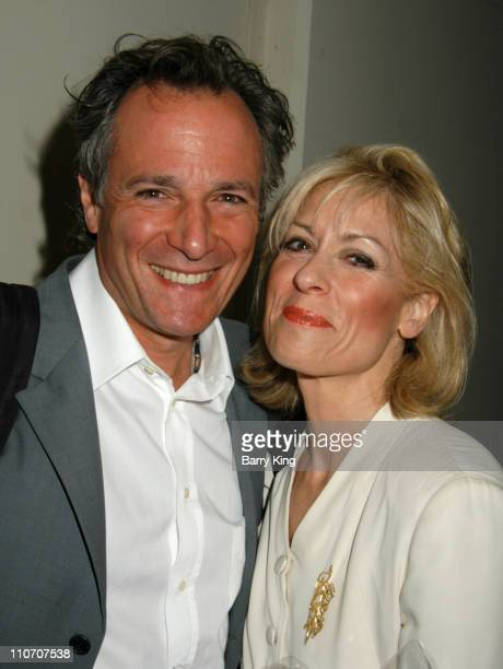 Robert Desiderio and Judith Light during Reprise Broadway's Best 'Company' Play Opening at UCLA's Freud Playhouse in Los Angeles California United...