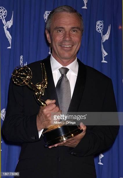 Robert Dickinson winner for Outstanding Lighting Direction for VMC Programming from 'Opening Ceremony Salt Lake 2002 Olympic Winter Games'