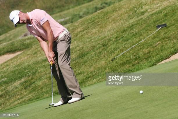 Robert DINWIDDIE Open de France de Golf 2008