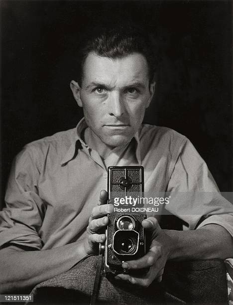 Robert Doisneau Self Portrait