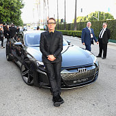 """Audi Arrives At The World Premiere Of """"Avengers:..."""