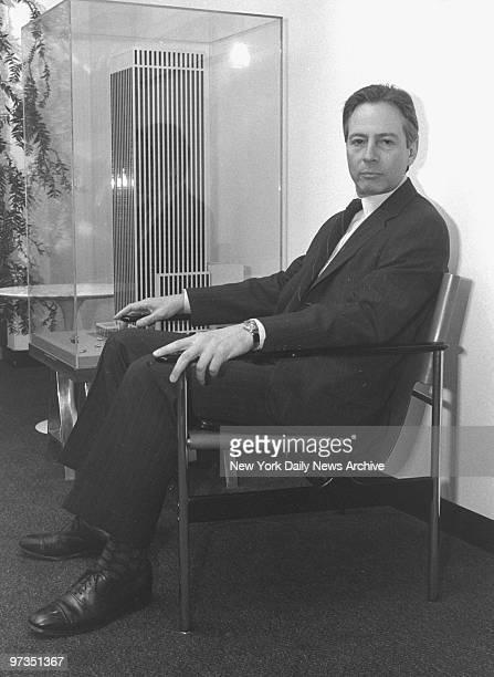 Robert Durst of the Durst Organization Inc