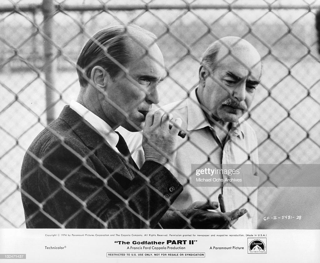 Robert Duvall tells Michael V Gazzo who has betrayed the Godfather about the noble way treasonous Roman emperors ended their lives with honor in a...