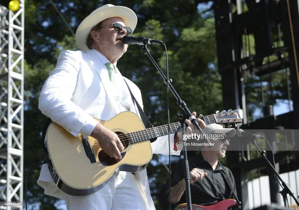 Robert Earl Keen performs during the Bottlerock Music Festival at the Napa Valley Expo on May 31, 2014 in Napa, California.