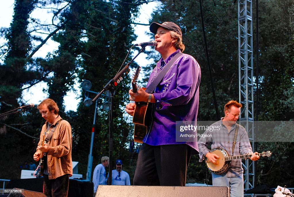 Robert Earl Keen performs onstage at the Hardly Strictly Bluegrass Festival, Golden Gate Park in San Francisco, California, USA on 6th October, 2006.