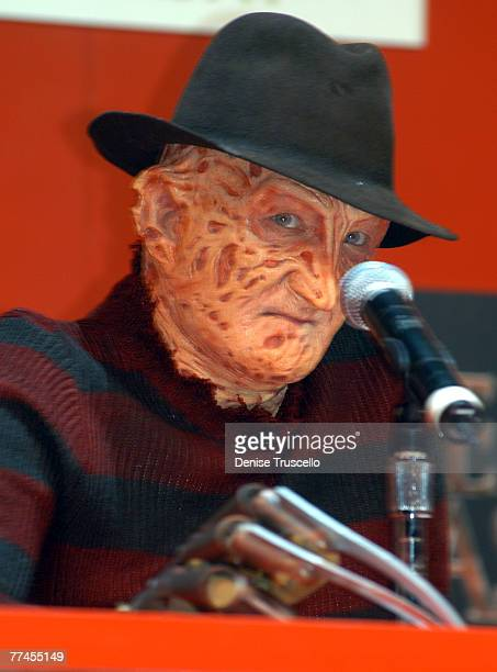 Robert Englund as Freddy Krueger