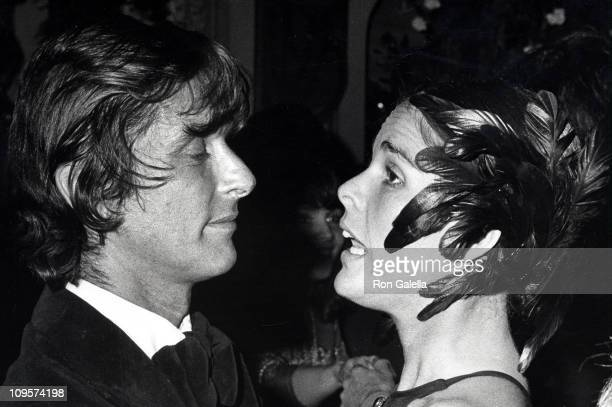 Robert Evans and Ali MacGraw during Premiere of 'The Godfather' in New York After Party at St Regis Hotel in New York City New York United States