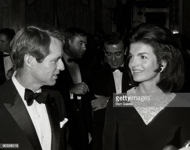 Robert F Kennedy and Jackie Kennedy Onassis